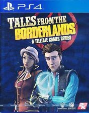 Tales from the Borderlands PS4 Game BRAND NEW SEALED