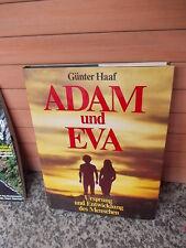 Adam und Eva, Ursprung und Entwicklung des Menschen, von Günter Haaf, aus dem Mo