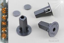 HONDA ACCORD PRELUDE LEGEND WHEEL ARCH PLASTIC TRIM CLIPS x10