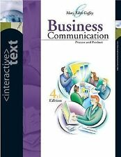 Interactive Text, Business Communication: Process and Product with Access Certif