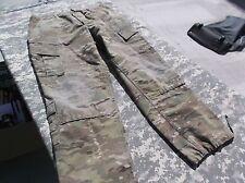 Propper Multi-cam Uniform Trousers Men's Large/Long Set Up For Ghillie Suit 6965
