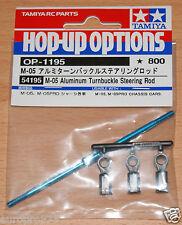 Tamiya 54195 M-05 Aluminum Turnbuckle Steering Rod (M05/M05Ra//M-05Ra/M06/M-06)