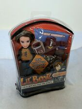 2003 MGA Bratz LIL BOYZ KOBY New Mini Figure Doll Outfit Accessories SEALED