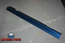 BMW E46 LEFT OUTER SILL PAINTED TOPAS BLUE 51719071633