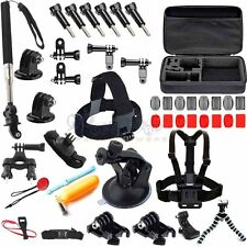 43in1 sports camera outdoor running camera for gopro Hero 2 3 4 Accessories Set