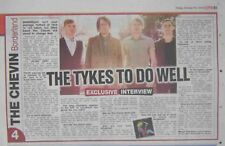 THE CHEVIN : newspaper INTERVIEW ARTICLE -2012-