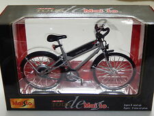 Tour de Maisto 1:12 Die Cast Metal Mercedes-Benz Hybrid Bike Bicycle Miniature