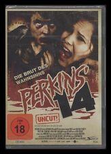 DVD PERKINS 14 - UNCUT - DIE BRUT DES WAHNSINNS - FSK 18 HORROR *** NEU ***