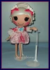 New White KAISER Doll Stand fits LaLaLoopsy U.S.SHIPS FREE
