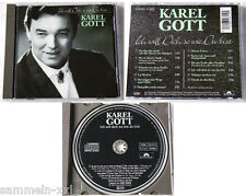 Karel Gott - Ich will Dich so... 1989 Black Polydor-CD