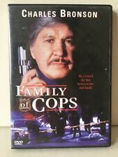 Family Of Cops Charles Bronson