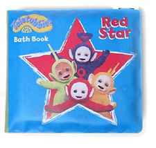 Teletubbies Red Star Bath Book