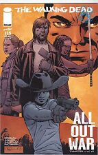 WALKING DEAD #115 Cover M MIDNIGHT RELEASE NM UNREAD, FREE SHIPPING Kirkman