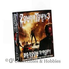 NEW ZombieTown 3 Big Boom Theory Game Exp Zombies Town