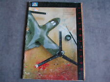 CATALOGUE 1990 ITALERI 55 PAGES COULEURS MAQUETTES /MODEL KITS CATALOG
