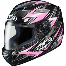 HJC CS-R2 Thunder Pink Womans Motorcycle Helmet 2XL XXL CSR2