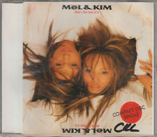 Mel & Kim CD-SINGLE THAT'S THE WAY IS (c) 1988 PWL