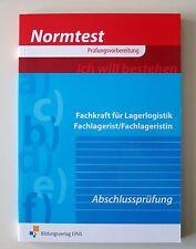 Normtest Fachkraft für Lagerlogistik, Fachlagerist/Fachlageristin 2012