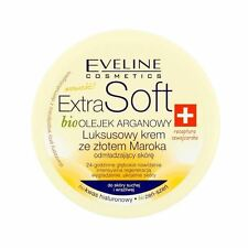 Eveline Extra Soft Bio Argan Oil Luxury Cream 200ml