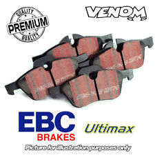 EBC Ultimax Rear Brake Pads Toyota Land Cruiser 3.0TD (KZJ78) (93-98) DP993