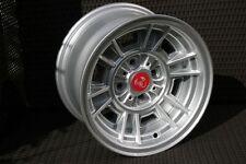 4 Fiat CD 66 Design Felgen 7x13 neu nun mit TÜV Festigkeitsgutachten!!