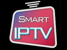 3 Months smart IPTV for Samsung & LG TVs 2300+ channels