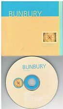 Bunbury ‎– El Extranjero CD Maxi-Single, Digipack 1999