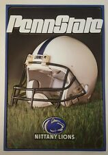 PENN STATE Nittany Lions 3D FOOTBALL Poster *EXTREMELY RARE**MINT*