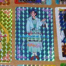 SAILORMOON AMADA PP PRISM CARDDASS CARD CARTE 176 VERSION HARD MADE IN JAPAN NM