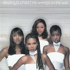 DESTINY'S CHILD : THE WRITING'S ON THE WALL / CD - TOP-ZUSTAND