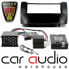 Rover 75 Single Din Car Stereo Facia Panel & Alpine Steering Interface FP-24-01