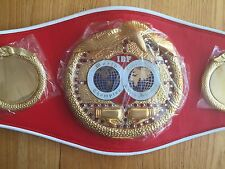 Replica  IBF CHAMPIONSHIP BOXING BELT - 48""