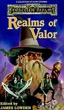 Realms of Valor (A Collection of Short Stories), R. A. Salvatore, Good Book