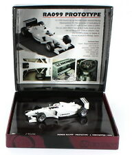 Honda RA099 F1 Test Car Jos Verstappen 1999 1:43