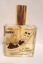 NUXE HUILE PRODIGIEUSE Dry Oil 3.3 oz Limited Edition NEW!