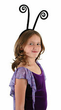 Child & Adult Black Ladybug Bug Fly Bee Ant Costume Antenna Headband BY Elope