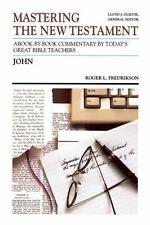 John (Communicator's Commentary) (Vol 4)