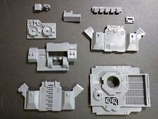 Warhammer 40k Space Marines Vindicator Hull Armor Bits