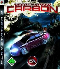 Playstation 3 NEED FOR SPEED CARBON Most Wanted Top Zustand