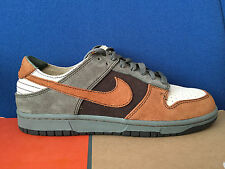 2005 Nike Dunk Low NL NET DESERT CLAY OLIVE BROWN WHEAT BISON sb 311297-121 Sz 9