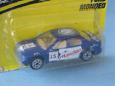 Matchbox Ford Mondeo Blue Racing Toy Model Car 77mm Touring Car Red Sides in BP