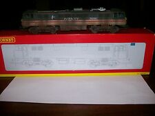 HORNBY R2787 CLASS 87 010 'KING ARTHUR' PRO WEATHERED INTERCITY LIVERY DCC READY
