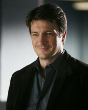 Fillion, Nathan [Castle] (40294) 8x10 Photo