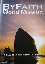 ByFaith World Mission DVD Documentary Asia North Africa Europe STM Reality TV