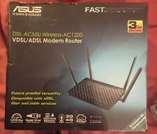 Brand New & Sealed ASUS DSL-AC55U Wireless Modem Router