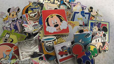 Disney Trading Pins_50 Pin Lot_Free Shipping_No Duplicates_Nice Assort._E98