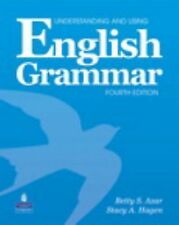 Understanding and Using English Grammar with Audio CD, Betty Azar, Stacy A. Hage