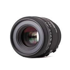Sigma 70 mm f2.8 EX DG Macro Makroobjektiv mit Festbrennweite für Canon
