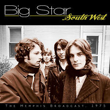 BIG STAR w ALEX CHILTON New Sealed 2016 UNRELEASED 1974 LIVE CONCERT CD