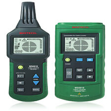 MASTECH MS6818 Metal Pipe Locator Underground Wire Cable Detector Tracker Tester